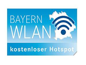 Logo Bayern-WLAN Initiative